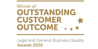 KS Mortgages winner of outstanding customer outcome 2020