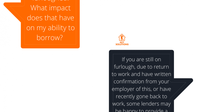 Have you been furloughed? Don't worry you may still be able to get a mortgage!